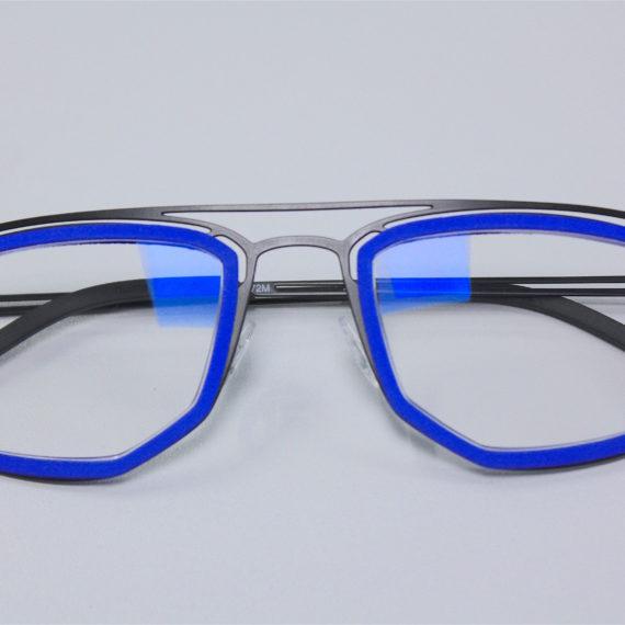 Montage sur lunettes Parasite.