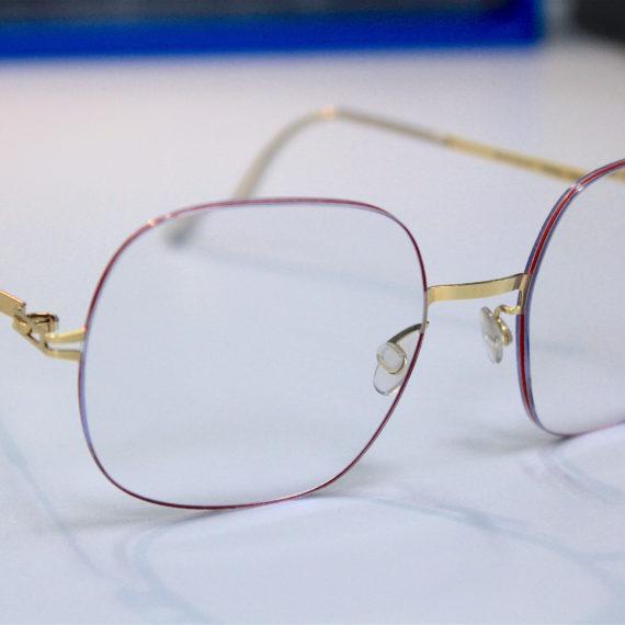 Montages spécial de lunettes Mykita (nylor titane sans vis).