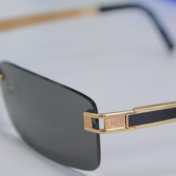 Changement de verres sur lunettes solaires FRED.