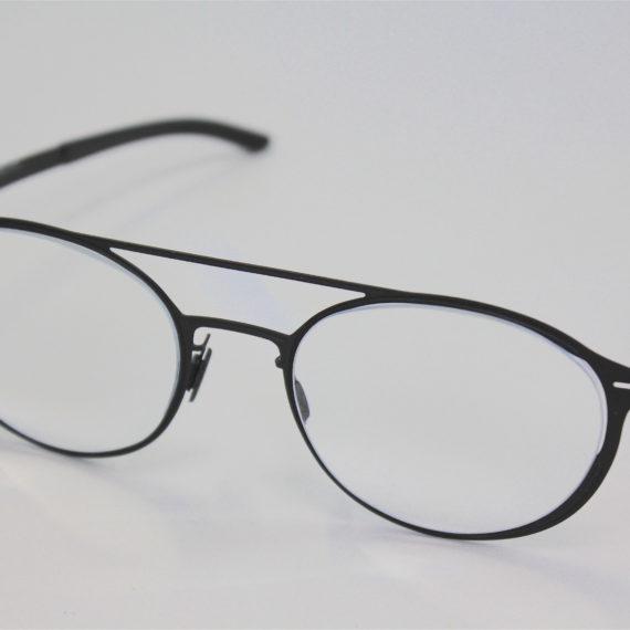 Montage nylor métal sur lunettes Krom et Etnia.