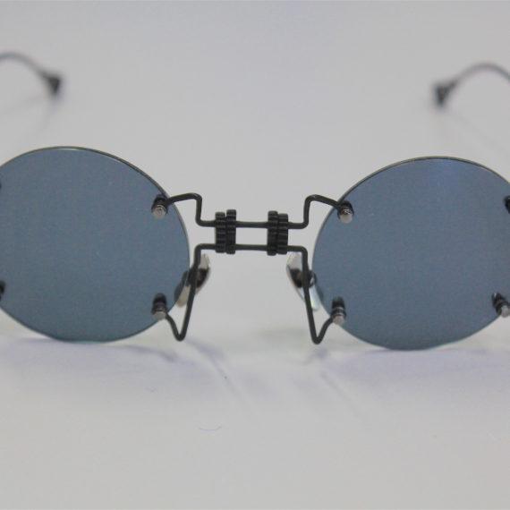 Montage de verres correcteurs sur lunettes Kuboraum.