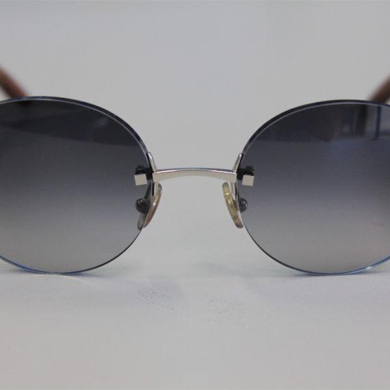 Montages sur lunettes Cartier.